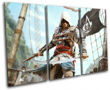 Assasins Creed 4 IV Gaming - 13-1746(00B)-TR32-LO